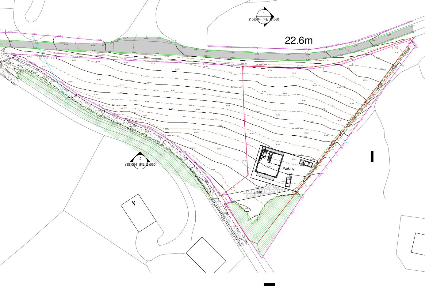Neat Living Site plan